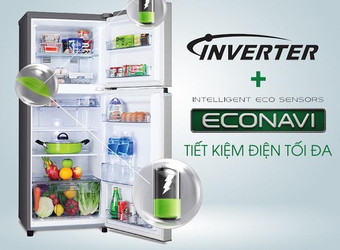 Top 4 tủ lạnh inverter dưới 50 triệu đồng bán chạy nhất hiện nay