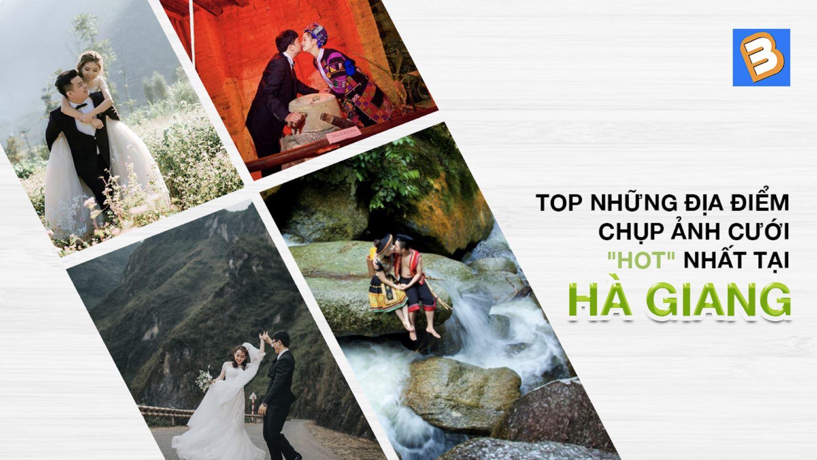 Top những địa điểm chụp ảnh cưới 'hot' nhất tại Hà Giang