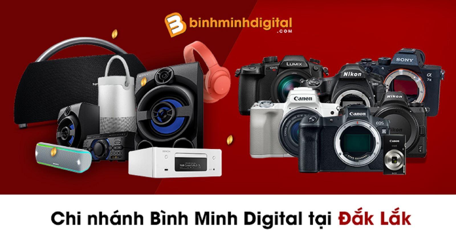 Chi nhánh Bình Minh Digital tại Đắk Lắk