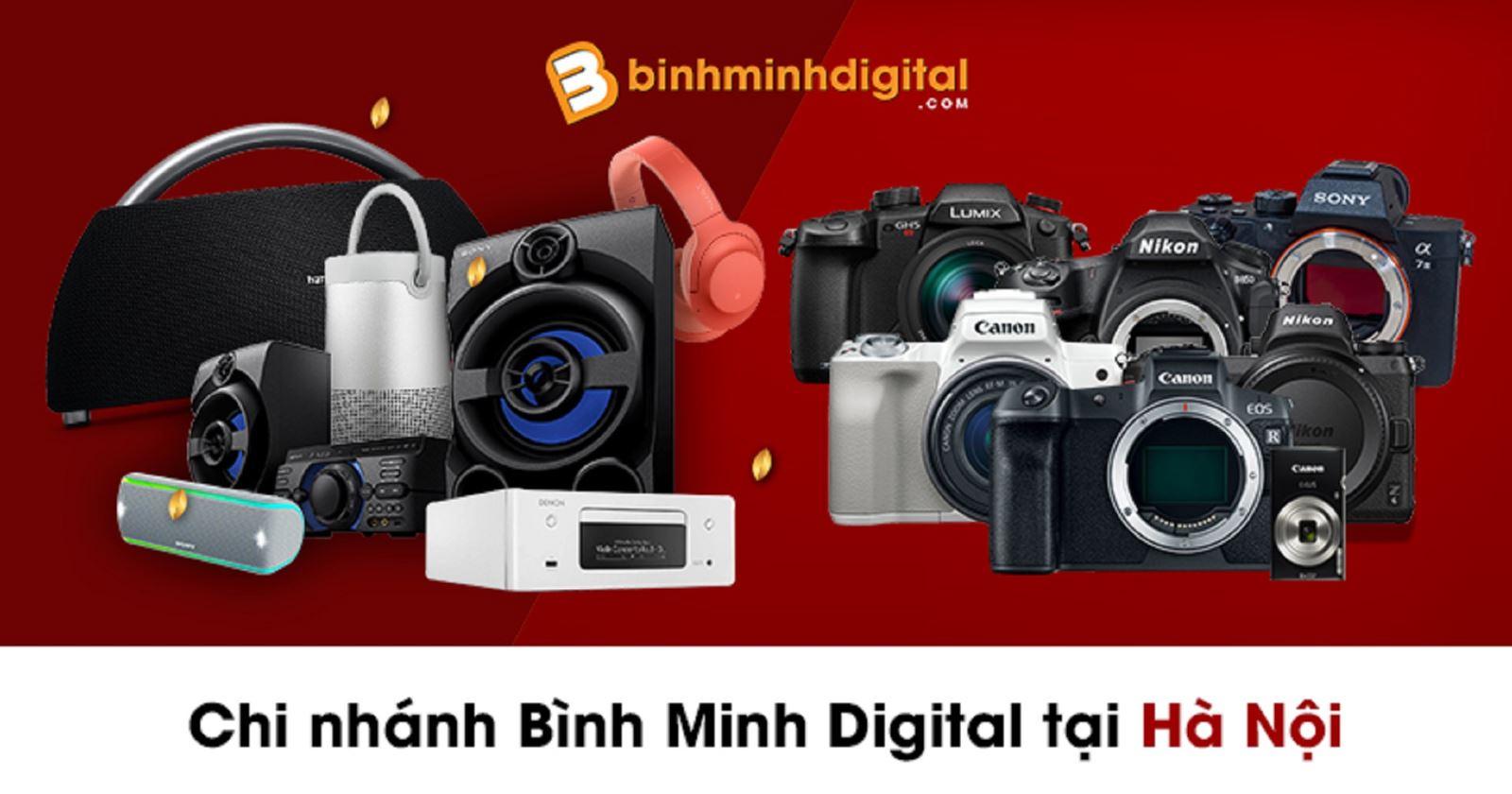 Chi nhánh Bình Minh Digital tại Hà Nội