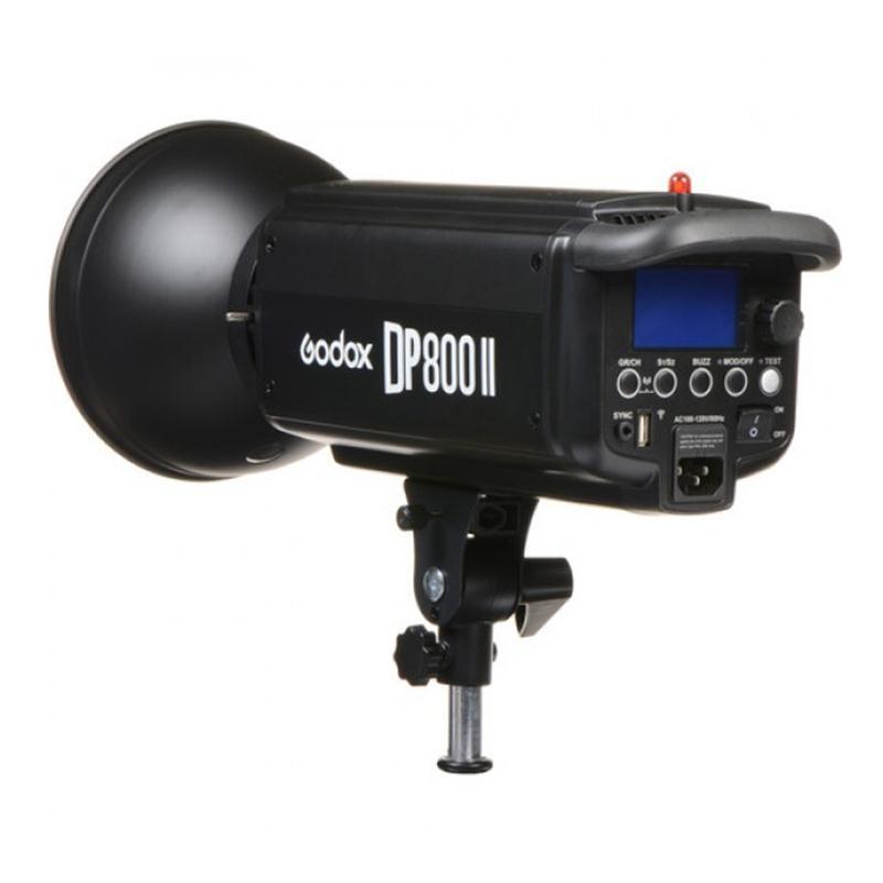 Những chia sẻ thú vị về Đèn Studio Godox DP800 II