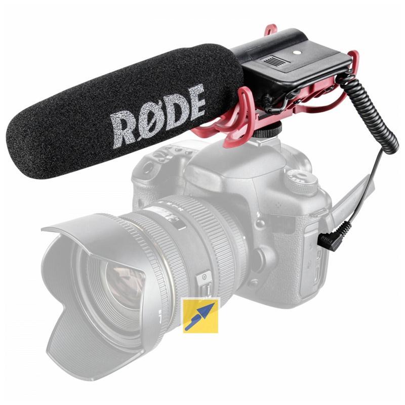 microphone-rode-videomic-rycote