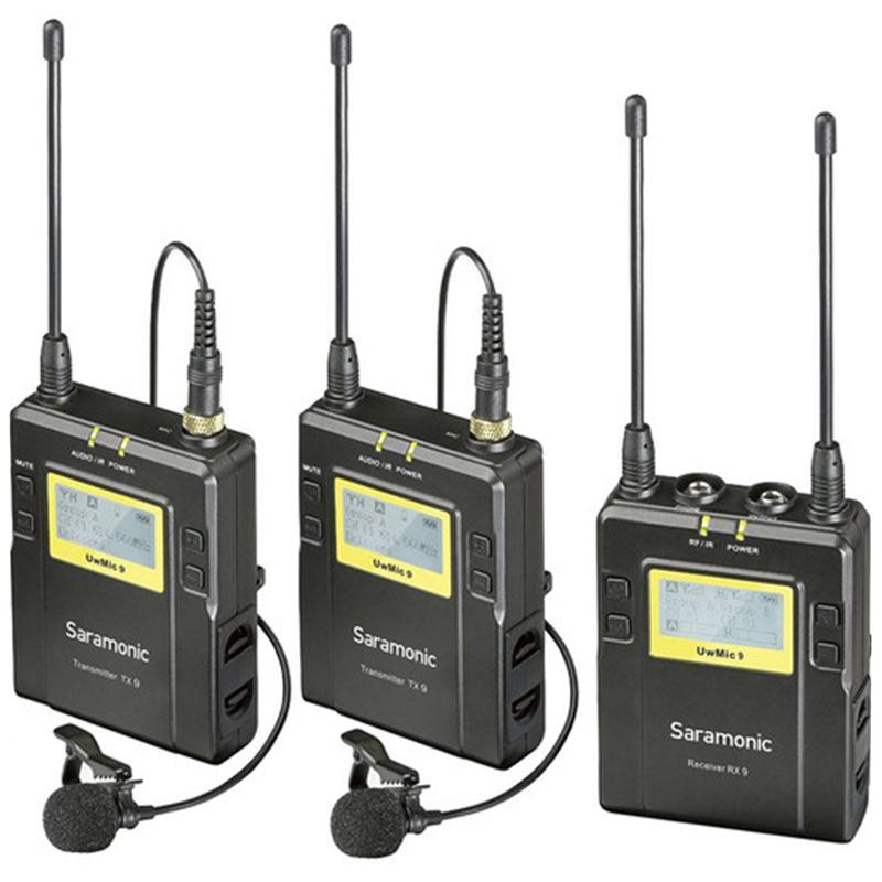 microphone-saramonic-uwmic9-2tx9-rx9