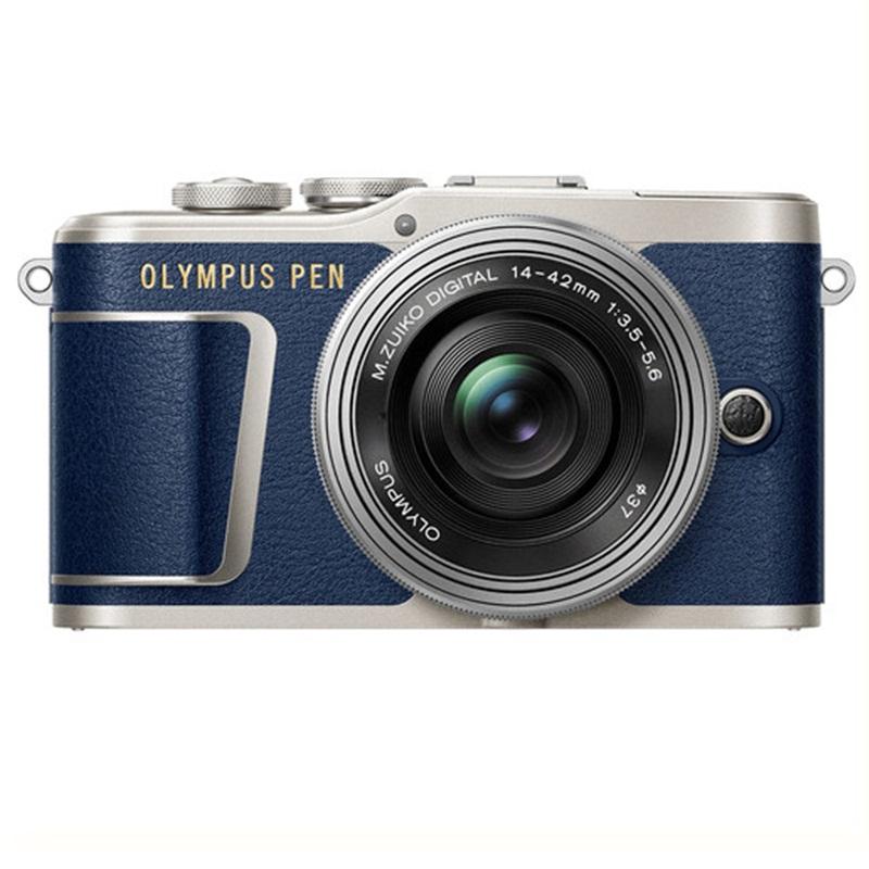 olympus-pen-epl9-xanh