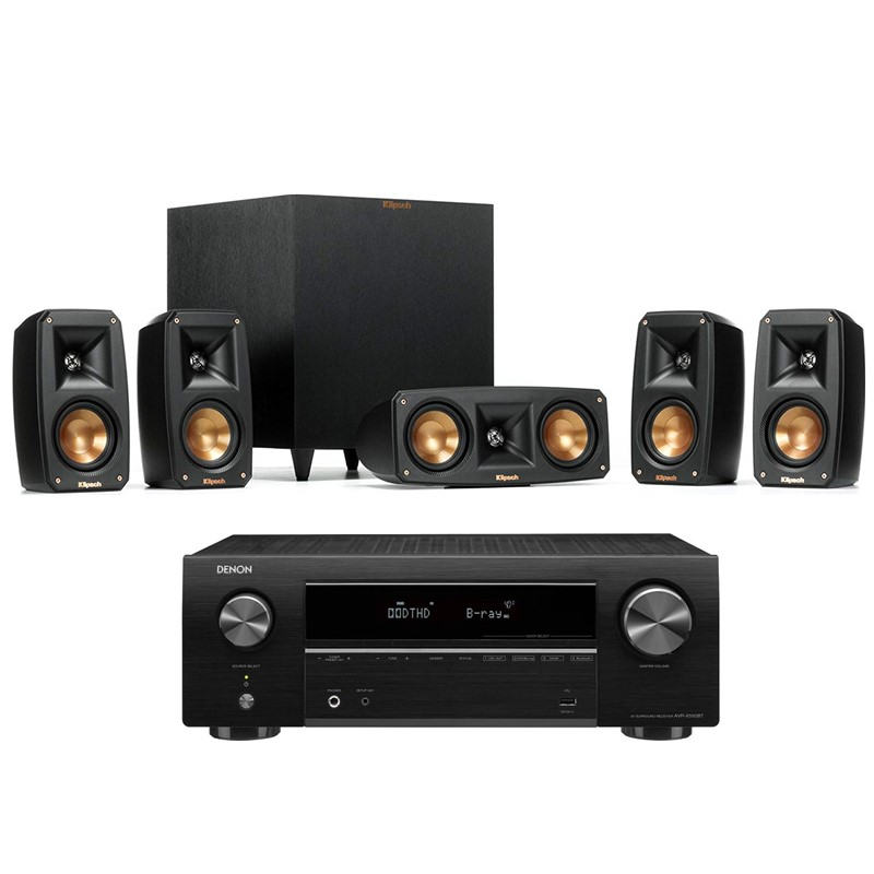 series-46-bo-loa-51-klipsch-reference-theater-pack-ampli-denon-avr-x550bt