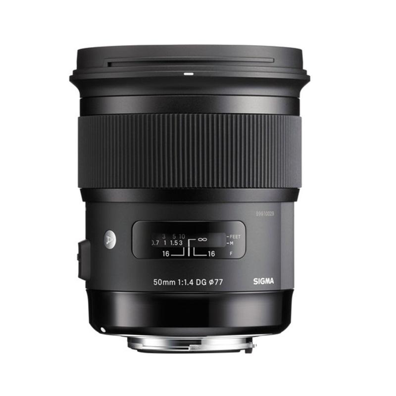 Sigma 50mm f /1.4 DG HSM ART For Sony và những điều bạn cần nắm