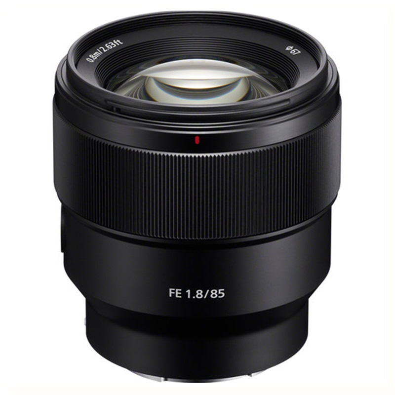 Ưu điểm của Ống kính Sony FE 85mm F1.8 Sony-fe-85mm-f18-sel85f18