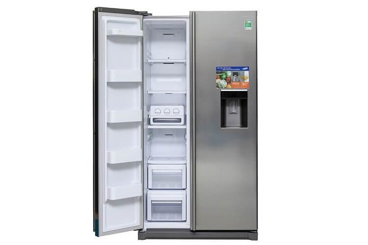 Kết quả hình ảnh cho mở cửa tủ lạnh