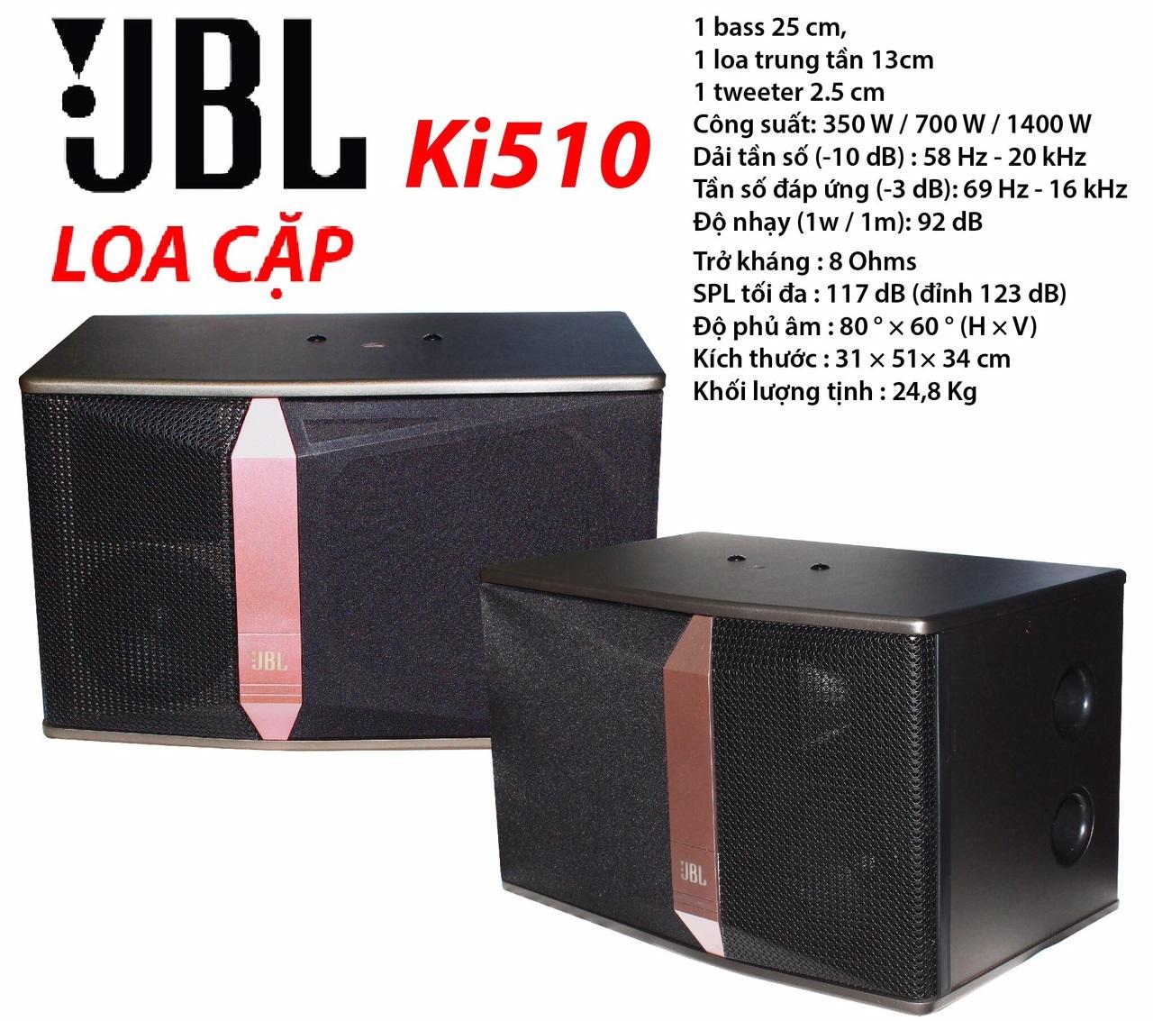Loạt lý do nên chọn mua loa karaoke JBL nhất định phải biết