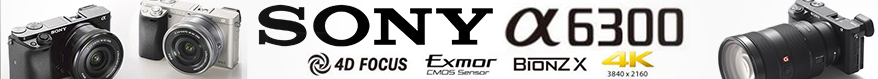 Máy ảnh Sony a6300
