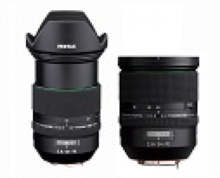 Ricoh ra mắt 24-70mm F2.8 cho máy ảnh DSLR Pentax