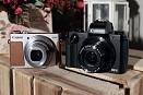 Làng máy ảnh đón chào 3 thành viên mới: Canon G9x, G5X và M10