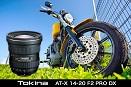 Kenko Tokina cho ra mắt ống kính AT-X 14-20 F2 PRO DX