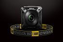 Nikon bước vào lĩnh vực camera hành động với KeyMission 360