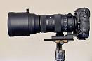 Sigma phát triển ống kính thể thao siêu tele mới