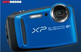 CES 2017 – Chính thức ra mắt máy ảnh Fujifilm FinePix XP 120, Fujifilm X-T2 và X-Pro2 thêm màu mới.
