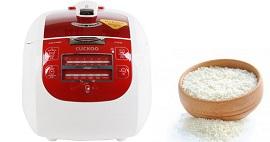 Sử dụng nồi cơm điện bền và nấu cơm ngon