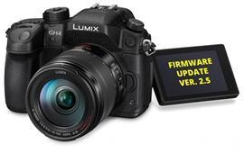 Cập nhật firmware cho máy ảnh