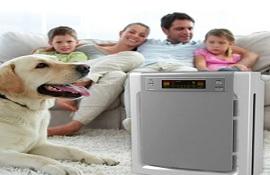 """""""Cảnh báo đỏ"""" cho thấy bạn cần có ngay chiếc máy lọc không khí trong nhà"""