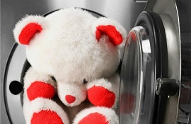 Làm thế nào để giặt thú nhồi bông trong máy giặt