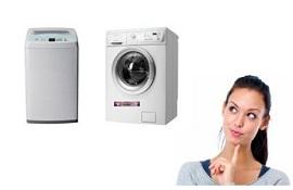 Lựa chọn nào tốt hơn: Máy giặt lồng đứng hay máy giặt lồng ngang ?