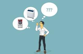 Chọn máy giặt không chỉ là việc chọn một thương hiệu nổi tiếng