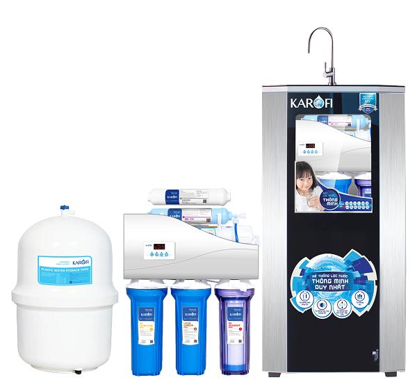 Lợi ích của máy lọc nước Karofi sử dụng công nghệ RO hiện đại