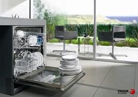 Có máy rửa bát FAGOR là có ngay những công nghệ siêu tiết kiệm