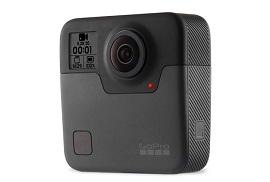 Chính thức phát hành Gopro Fusion – máy quay 360 độ không thấm nước