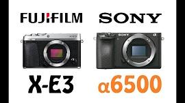 So sánh Fujifilm X-E3 và Sony A6500 (phần II)