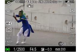 Cùng xem tốc độ bắt nét của quái vật Mirrorless Sony A9