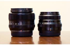Ống kính Fujinon 35mm F/1.4 vs 35mm F/2: nếu chỉ được chọn một