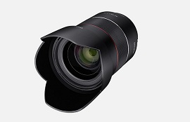 Samyang giới thiệu ống kính lấy nét tự động 35mm F1.4 cho máy ảnh full-frame của Sony