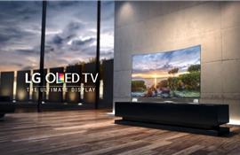 LG thắng lớn khi bán được hơn 10.000 tivi OLED tại Hàn Quốc trong tháng 09/2017
