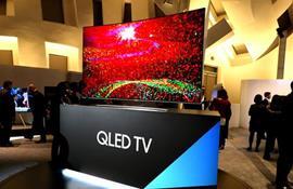 Samsung phát triển tấm nền micro LED mới thay thế cho QLED