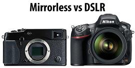 Video giới thiệu sự khác biệt máy ảnh có gương lật và không gương lật