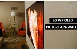 Tivi LG tiếp tục giữ vị trí  quán quân 2017 ở model có kích thước 65 inch