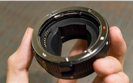 Những điều chưa biết về ngàm chuyển ống kính