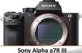 Sony A7R Mark III đã chính thức ra mắt