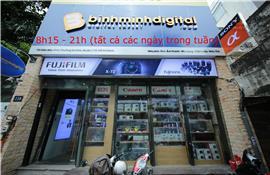 Trải nghiệm thả ga tới 21h mỗi ngày tại Binh Minh Digtial 110 Điện Biên Phủ - TP HCM