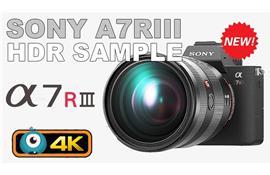 Sony khẳng định khả năng quay video của A7R Mark III bằng 3 video 4K ấn tượng
