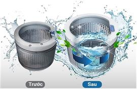 Những điều cần biết về chế độ vệ sinh lồng giặt của máy giặt