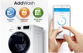 Samsung AddWash được chọn là máy giặt ấn tượng nhất năm bởi trang công nghệ uy tín TrustedReviews