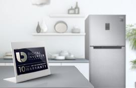 Những tính năng ưu việt từ công nghệ Digital Inverter của tủ lạnh Samsung