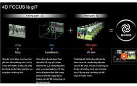 Tìm hiểu về chế độ 4D Focus của máy ảnh Sony