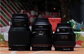So sánh bộ ba ống kính Canon 85mm f / 1.2L II vs Canon 85mm f / 1.4L IS vs Sigma 85mm f / 1.4 HSM ART