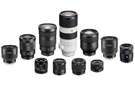 Cùng nhìn lại những ống kính Sony được ra mắt vào năm 2017
