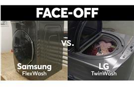 Samsung FlexWash và LG TwinWash: Đâu mới là hệ thống giặt tẩy tối ưu?