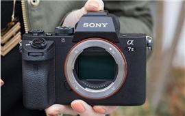Mẹo để tiết kiệm pin trên dòng máy ảnh Sony A7