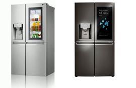 CES 2018: LG ra mắt tủ lạnh thông minh trong dòng Smart ThinQ có cả Amazon Alexa